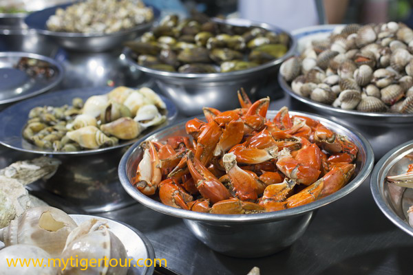 Saigon's best sea food restaurant