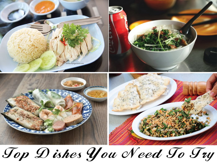 Top Vietnamese dishes