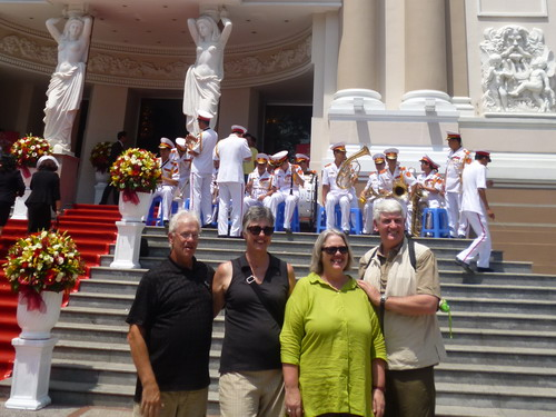 A fantastic trip to Vietnam