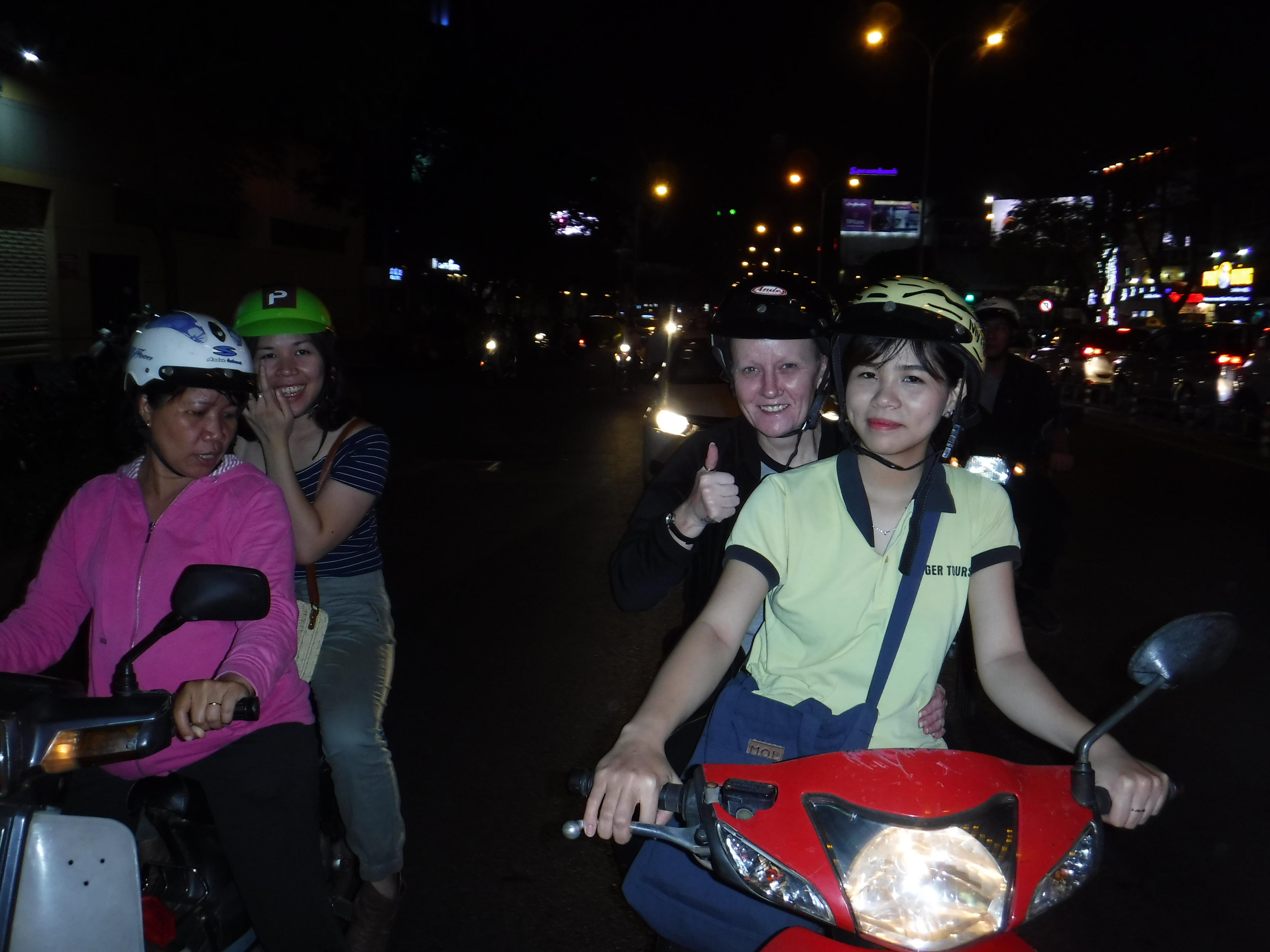Great experience of the city of Saigon.