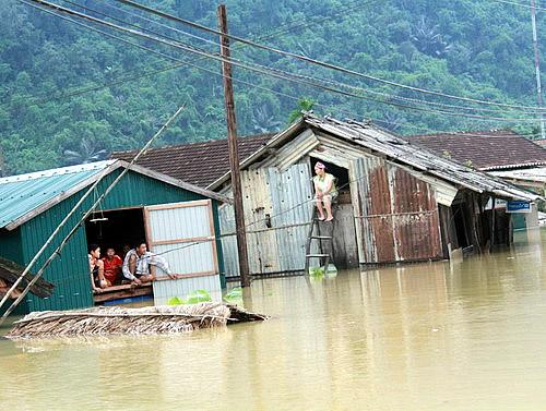 Central Vietnam's Historic Floods