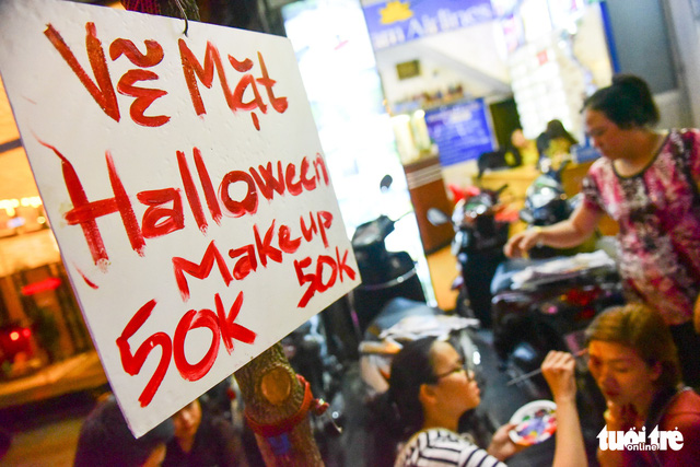 We thought Vietnam do not celebrate Halloween?! (FAQ 4)
