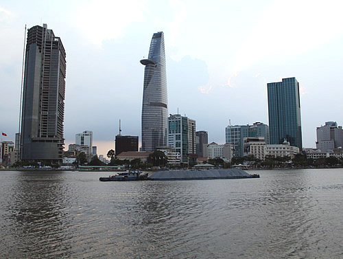 Ho Chi Minh city: First inland water navigation bus route