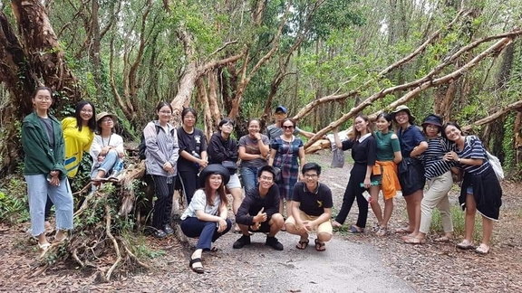 Tiger Team Building 2019 - A journey to come back to the nature