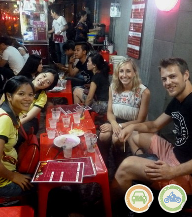 Saigon Street Food Tour (Evening Session)