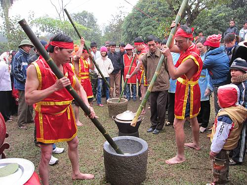 Worship of Hung kings - Intangible Cultural Heritage of Humanity